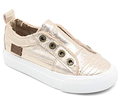 a59ba5dba8d5c Blowfish Kids Play-T Rose Gold 6 M Toddler