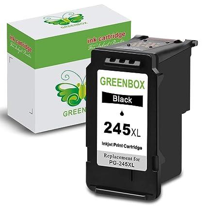 Greenbox - Cartucho de tinta remanufacturado de repuesto ...