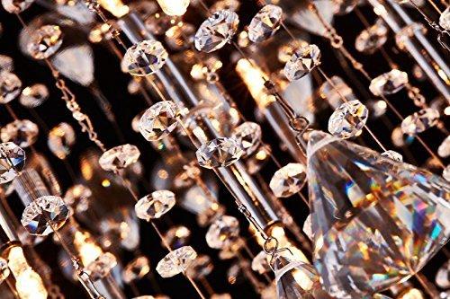 Plafoniera Grandi Dimensioni : Saint mossi lusso moderno di grandi dimensioni in vetro cristallo