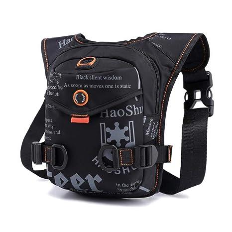 951fc3ab7b40 Amazon.com: LAIABOR Running Belts Waist Pack Outdoor Riding Leg ...