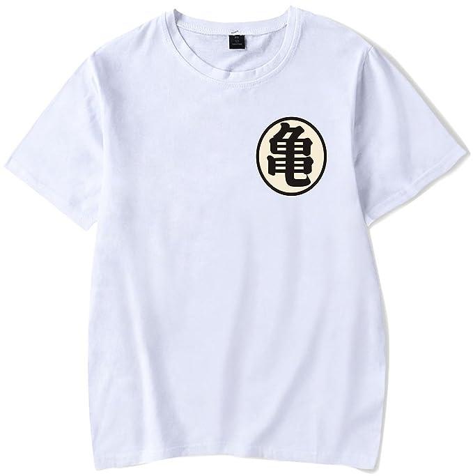 SERAPHY Unisex 2018 Camiseta Summer Dragon Ball Super Saiyan Camiseta Vegeta Goku Super Z Beerus Anime Cosplay Camiseta de algodón: Amazon.es: Ropa y ...