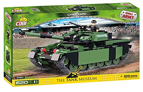 (COBI Small Army Matilda Mk II British Infantry Tank)