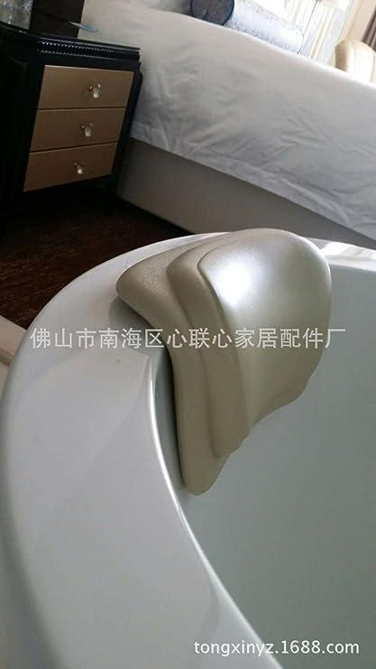 pingofm suave cojín de baño bañera Cojín de espuma de poliuretano de PU bañera Cojín,