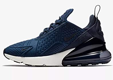 fe71f66df1217 Amazon.com | Nike Air Max 270 SE Midnight Navy/Obsidian (GS) (5.5 M ...