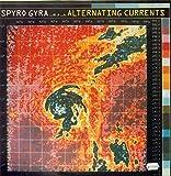 Alternating currents (1985) / Vinyl record [Vinyl-LP]