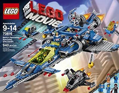 LEGO Movie 70816 Benny's Spaceship, Spaceship, Spaceship! Building Set