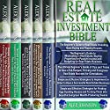 Real Estate Investing Bible: 5 Manuscripts: Beginner's Guide to Real Estate Investing+ Beginner's Guide to Wholesaling in Real Estate+ Ultimate Beginner's Guide to Tips and Tricks+ Strategies Audiobook by Alex Johnson Narrated by Pete Beretta