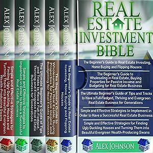 Real Estate Investing Bible: 5 Manuscripts Audiobook