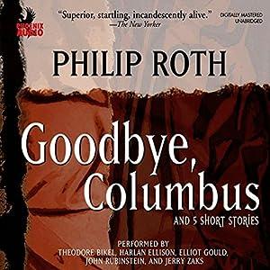 Goodbye, Columbus Audiobook