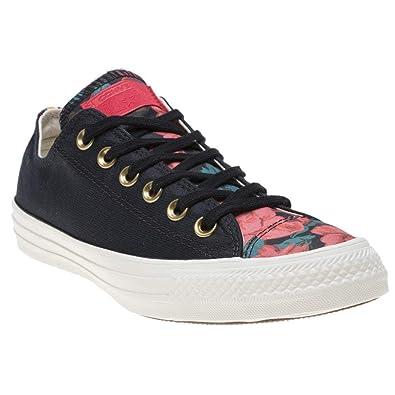 ee0cc6921c77fa Converse Women s Chuck Taylor CTAS Ox Low-Top Sneakers  Amazon.co.uk ...