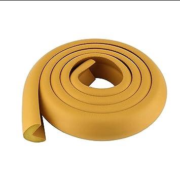 Protective Corner Guard 2M Foam Collision Protector Strip Cushion Edge Table