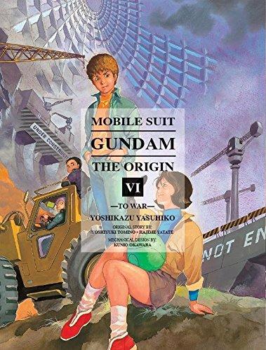 Mobile Suit Gundam: THE ORIGIN, Volume 6: To War