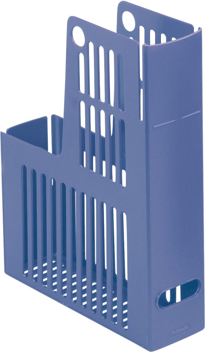 Polistirene 24646 Esselte Portariviste Collecta A4 Blu
