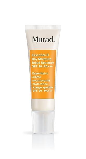 Murad Environmental Shield Essential-C Day Moisture SPF 30 1.7oz DeVita - Natural Skin Care Try Me Kit For Oily Acne Prone Skin(pack of 6 )