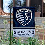 WinCraft Sporting Kansas City Double Sided Garden Flag
