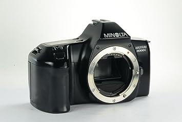 Amazon.com : Minolta Maxxum 3000i : Slr Film Cameras : Camera & Photo