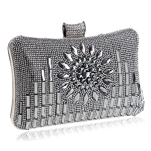 portamonete di con Borsa black silver catena forma piccola con tracolla TUTU tracolla a tracolla borsa a piccola a a borsa q0HwTwXx