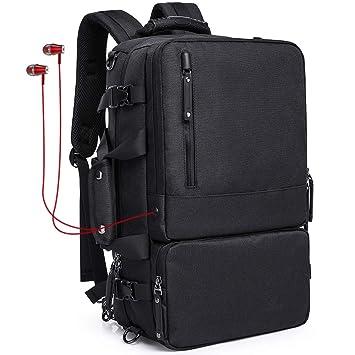 KAKA Travel Backpacks for Men,17-inch Laptop