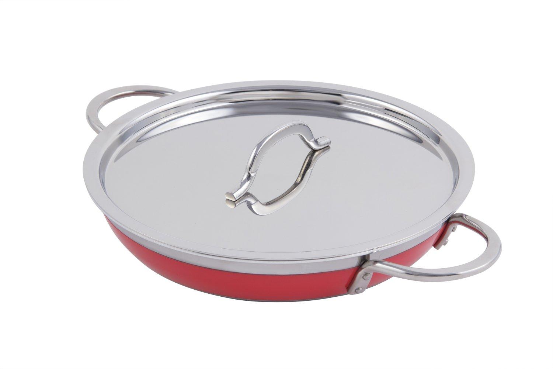 Bon Chef acero inoxidable/aluminio Classic país francés colección ...