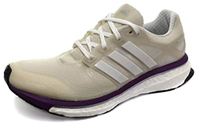 brand new b3d26 66eb0 adidas Energy Boost 2 Beige Womens Running Shoes, Size 9