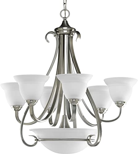 Progress Lighting P4417-09 Torino Chandelier