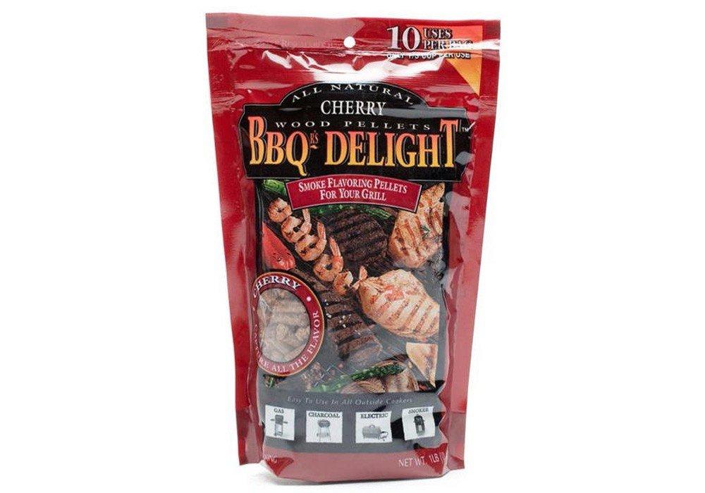 BBQ'rs Delight Cherry Wood Pellets 1lb Bag