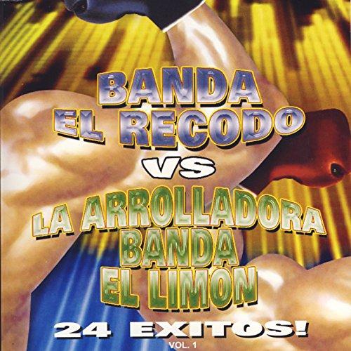 Banda El Recodo Vs La Arrollad...