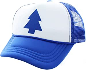 toynk Gravity Falls Dippers Hat| Official Licensed| Pines Trucker ...