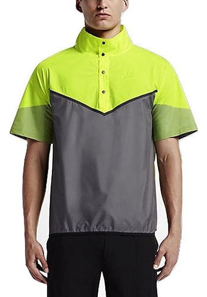 763de3caf Nike NikeLab Kim Jones Short Sleeve Windrunner Top (2XL): Amazon.ca:  Clothing & Accessories