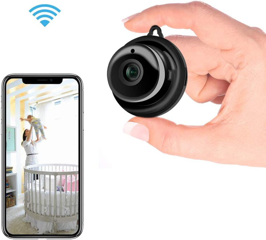 Veroyi Mini-IP-Kamera -