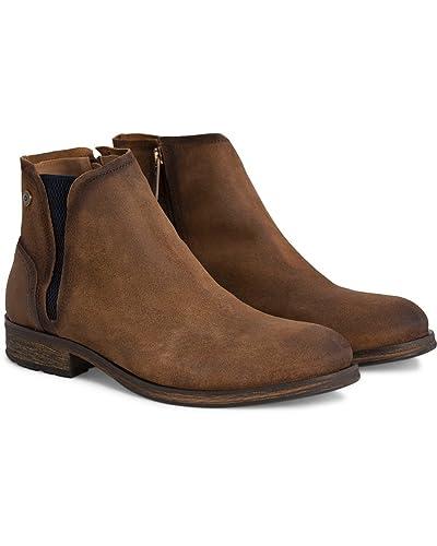 new style 54813 e1e4f Tommy Hilfiger em56820077 – 204 Herren-Stiefel Leder