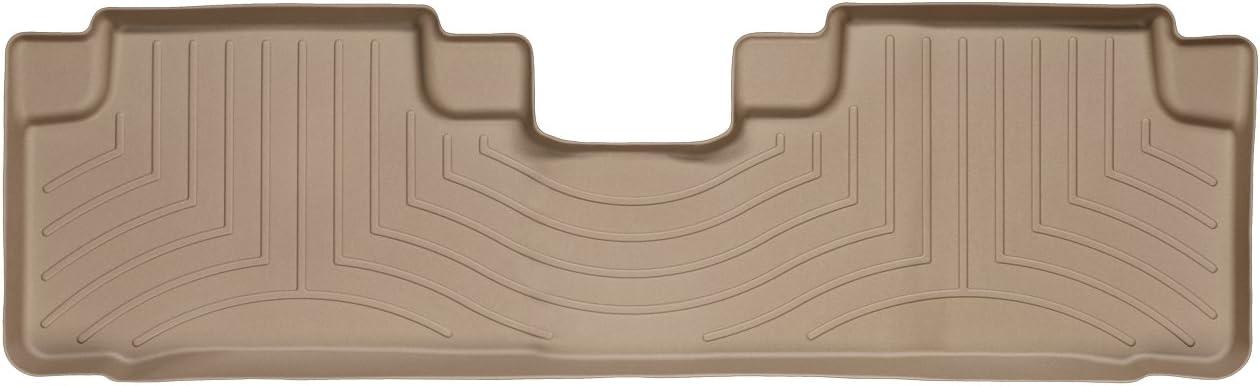 Tan 450982 WeatherTech Custom Fit Rear FloorLiner for Honda CR-V