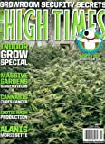 img - for High Times Magazine # 408 January 2010 book / textbook / text book