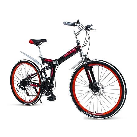 KOSGK Bicicleta MontañA para Hombre Ruedas 24 Bicicletas ...
