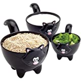 Joie Meow Cat Themed Stackable Kitchen Measuring Cups Set - Random Color