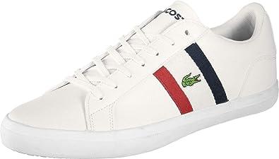 Lacoste Lerond 119 3 CMA, Baskets Homme  Amazon.fr  Chaussures et Sacs 5e4123161dcf