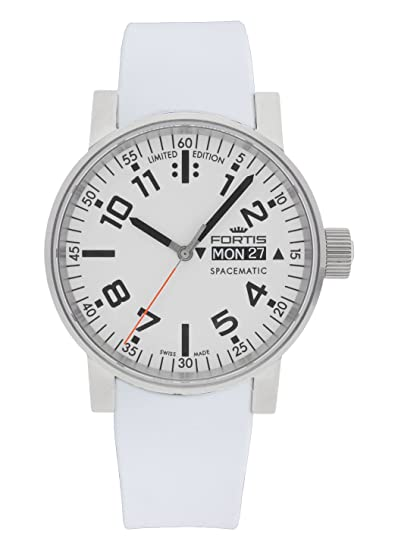 Fortis Spacematic – Reloj de pulsera Pilot Professional Day/Date – Limited Edition – Fecha