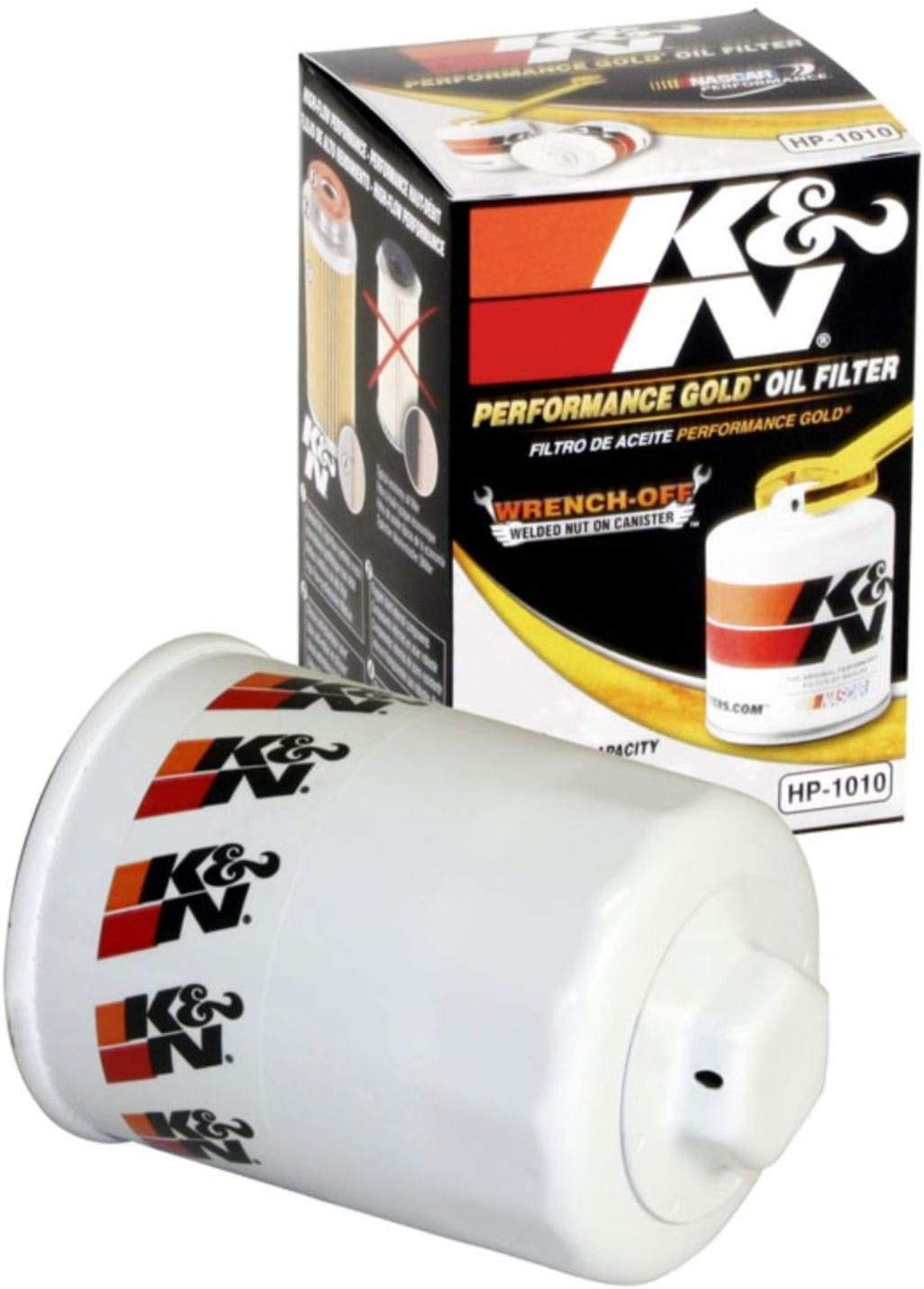 SUBARU LEGACY IMPREZA CIVIC K/&N PS-1010 Oil Filter fits HONDA ACCORD