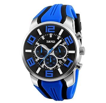 SNHWARE Reloj Para Mujer Impermeable Reloj Electrónico Impermeable Reloj Deportivo Para Exteriores,Pool: Amazon.es: Deportes y aire libre