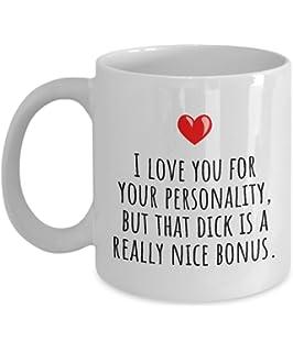 Funny Adult Love Mug