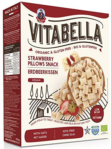 Cereales De Fresa Vitabella Molino Nicoli 300 G.: Amazon.es: Alimentación y bebidas