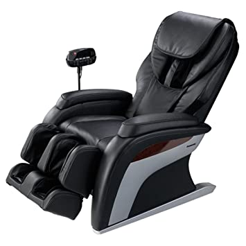 Perfect Panasonic EP MA10KU Luxury Full Body Massage Chair   Black