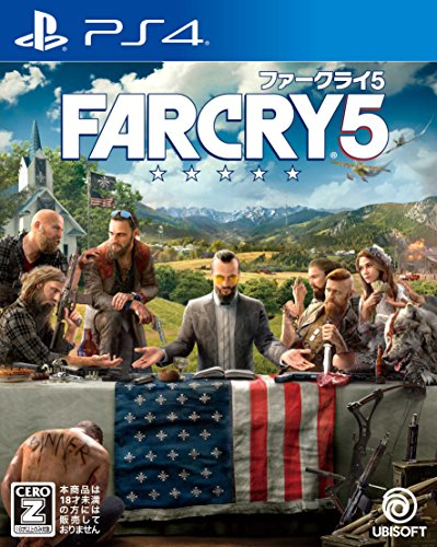 Far Cry 5 【First Limited Production Limited Bonus】 ''Doomdays Day Prepack Pack'' Download Code Included - Japanese Version by Ub isoft