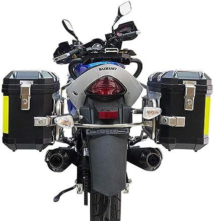 J-Portaequipajes Y Cajas Para Moto Cola Creativa LDF Motocicleta ...
