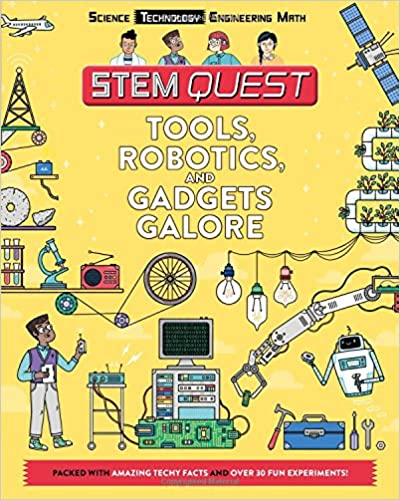 and Gadgets Galore Tools Technology Robotics