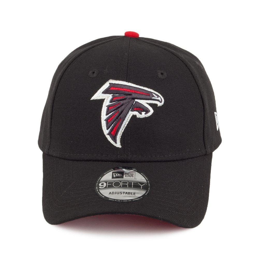 f2049d28bc1e Casquette 9FORTY The League Atlanta Falcons Noir New Era - Ajustable  Amazon .fr  Vêtements et accessoires