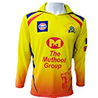 BOWLERS CSK 2020 IPL Jersey Full Sleeves