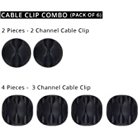 GoFree Cable Organizer Clips (Pack of 6)