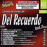 Karaoke : Del Recuerdo Vol.3