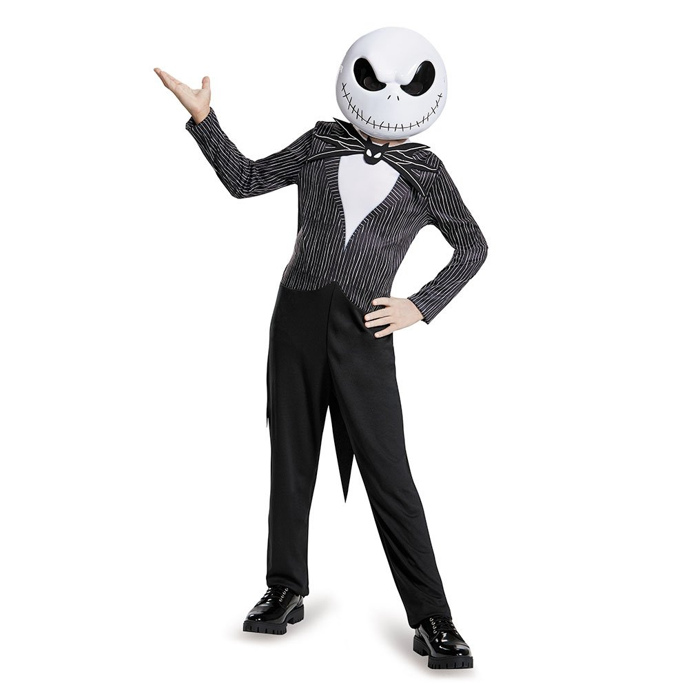 Amazon.com Jack Skellington Child Classic Nightmare Before Christmas Disney Costume Medium/7-8 Disguise Toys u0026 Games  sc 1 st  Amazon.com : christmas costumes amazon  - Germanpascual.Com